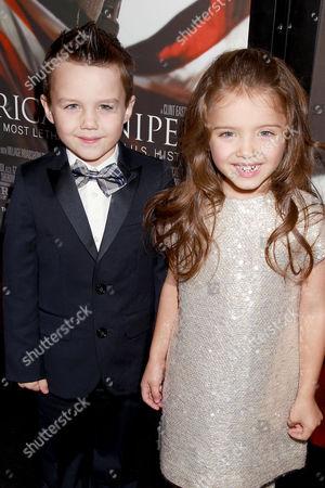 Aidan McGraw and Madeleine McGraw