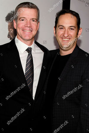 Stock Image of Robert Lorenz and Greg Silverman