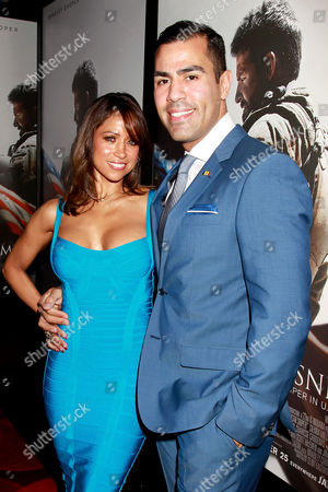 Stacey Dash and JW Cortes