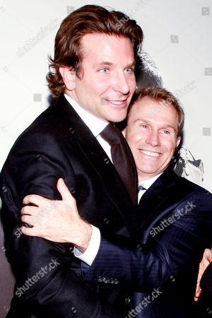Bradley Cooper and Andrew Lazar