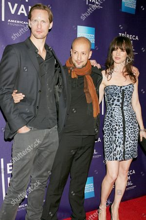 Alexander Skargard , Tarik Saleh and Juliette Lewis