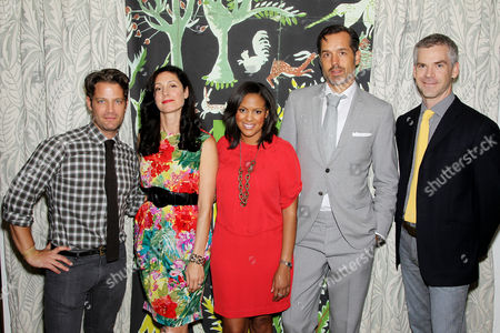Editorial photo of 'Right Now In Design' Event, New York, America - 28 Jul 2010