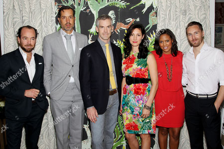 Editorial picture of 'Right Now In Design' Event, New York, America - 28 Jul 2010