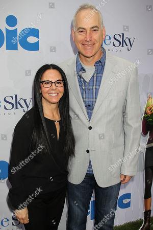 Lori Forte and Jerry Davis
