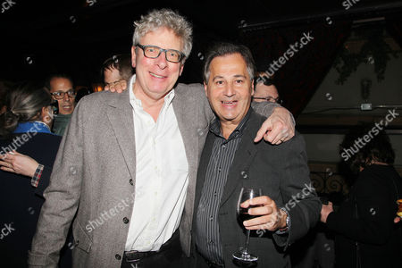 Stock Picture of William Teitler and John Avigliano