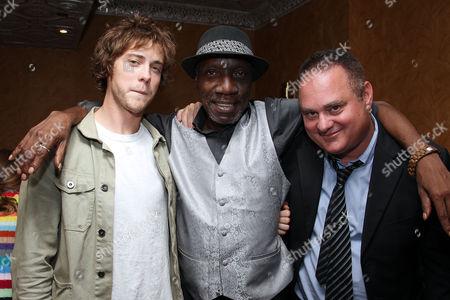 Andrew VanWyngarden, Otis Day and Douglas Tirola (Director)