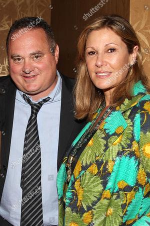 Douglas Tirola (Director) and Maria Cuomo Cole