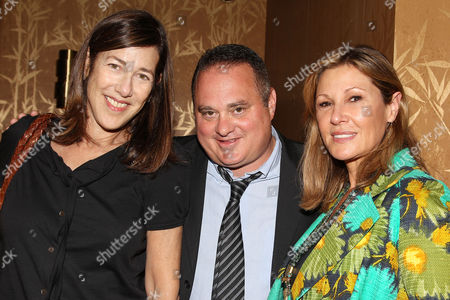Stock Picture of Lisa Birnbach, Douglas Tirola (Director) and Maria Cuomo Cole