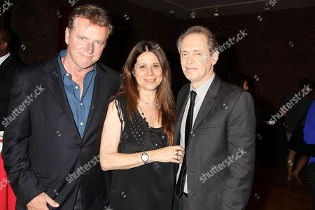 Stock Picture of Aidan Quinn, Elizabeth Bracco and Steve Buscemi
