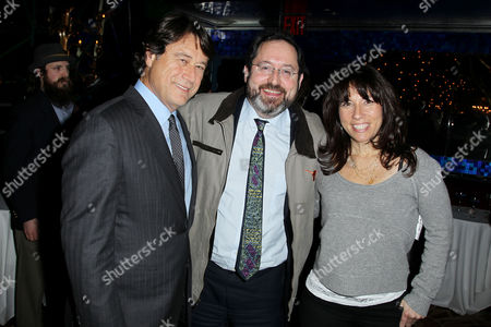 Robert Lantos (Producer), Michael Barker (Co-President Sony Pictures Classics), Robin Bronk