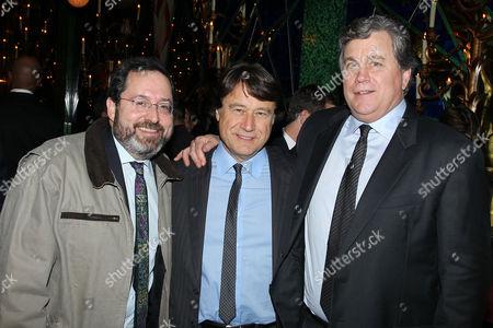 Michael Barker (Co-President Sony Pictures Classics), Robert Lantos (Producer), Tom Bernard (Co-President Sony Pictures Classics)