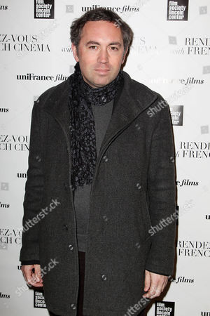 Editorial image of 'On My Way' film premiere, New York, America - 06 Mar 2014