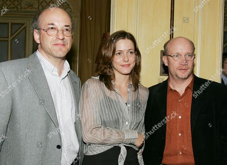 Editorial photo of 'ENRON : THE SMARTEST GUYS IN THE ROOM' FILM SCREENING, NEW YORK, AMERICA - 13 APR 2005