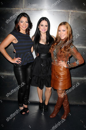 Editorial photo of 'Fuse Top 20 Countdown', New York, America - 06 Oct 2011