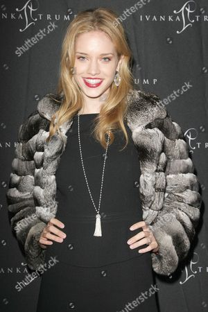 Editorial picture of Grand Opening of the Ivanka Trump Fine Jewelry Boutique and Bridal Salon, New York, America - 12 Dec 2011