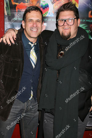 Stock Photo of Michael Selditch and Jay McCarroll