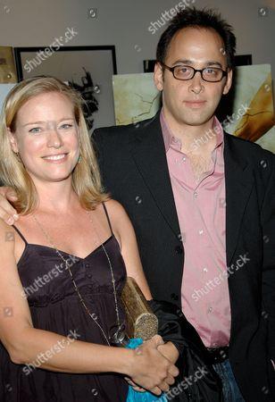 Zandy Hartig and David Wain