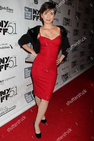 Editorial image of 'Inside Llewyn Davis' film premiere, New York Film Festival, America - 28 Sep 2013