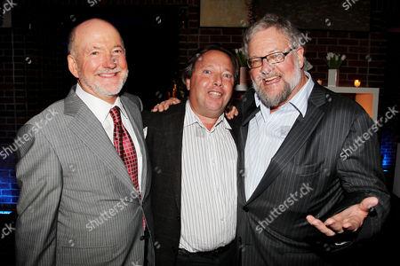 Greg MacGillivray (Director), Richard Gelfond (CEO, IMAX), David Rockefeller