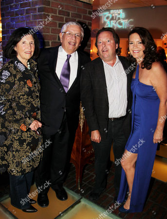 Dianne Stern, David Stern, Richard Gelfond, Peggy Gelfond