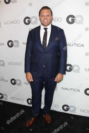 Editorial picture of The GQ Gentleman's Ball, New York, America - 22 Oct 2014