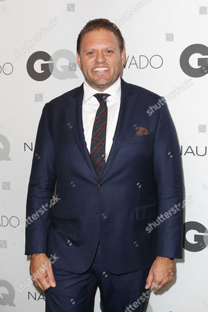 Editorial image of The GQ Gentleman's Ball, New York, America - 22 Oct 2014