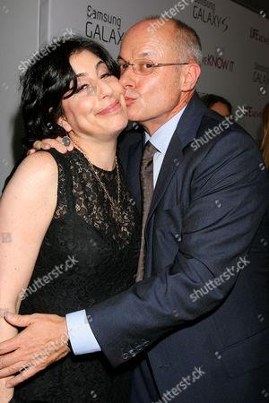Sue Kroll and Paul Brooks (Producer)