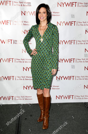 Editorial image of Women in Film and Television 32nd Annual Muse Awards, New York, America - 13 Dec 2012