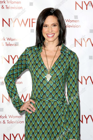 Editorial photo of Women in Film and Television 32nd Annual Muse Awards, New York, America - 13 Dec 2012