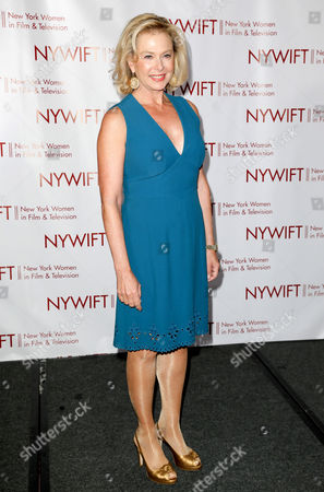 Editorial picture of Women in Film and Television 32nd Annual Muse Awards, New York, America - 13 Dec 2012