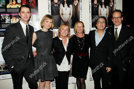 Matthew Goode, Mia Wasikowska, Nancy Utley, Claudia Lewis, Park Chan-Wook, Michael Costigan