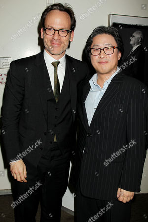 Michael Costigan and Park Chan-Wook