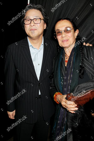 Park Chan-Wook and Mary Ellen Mark
