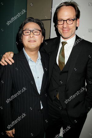 Park Chan-Wook and Michael Costigan