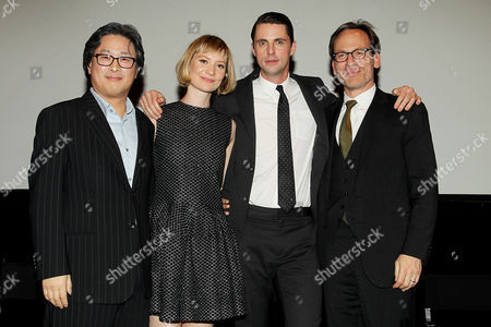 Park Chan-Wook, Mia Wasikowska, Matthew Goode, Michael Costigan