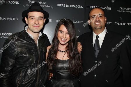 Editorial picture of 'There Be Dragons' screening, Presented by The Cinemna Society and Samuel Goldwyn, New York, America - 05 May 2011