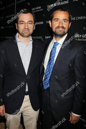 Ignacio Gomez -Sancha and Nacho Nunez