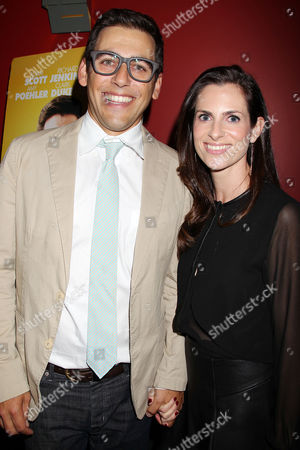 Stock Picture of Stuart Zicherman and Ruthie Vexler