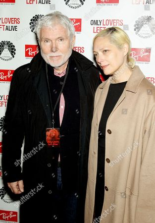Editorial photo of 'Only Lovers Left Alive' Immersive Preview Experience, New York, America - 01 Apr 2014