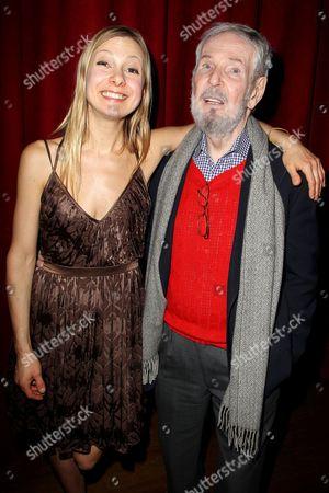 Lucy Alibar (Screenwriter) and Robert Benton