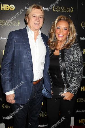 Denise Rich and Peter Cervinka