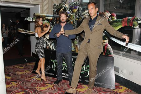 Megan Fox, Jonathan Liebesman, Will Arnett