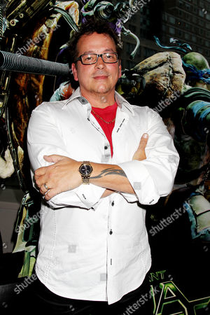 Stock Image of Kevin Eastman