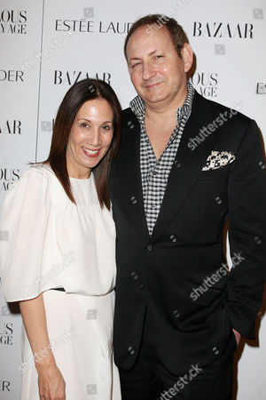 Editorial photo of Harper's Bazaar and Estee Lauder Celebrate the Winners of the 'Fabulous at Every Age' Contest, New York, America - 12 Apr 2011
