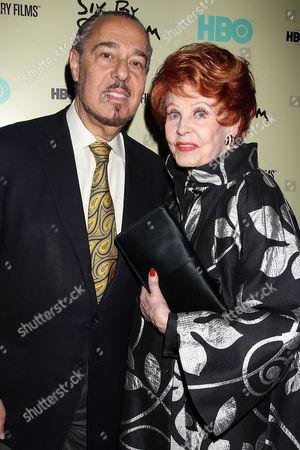 Arlene Dahl and guest