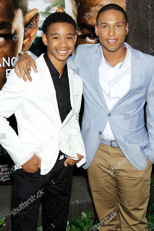 Editorial photo of 'After Earth' film premiere, New York, America - 29 May 2013