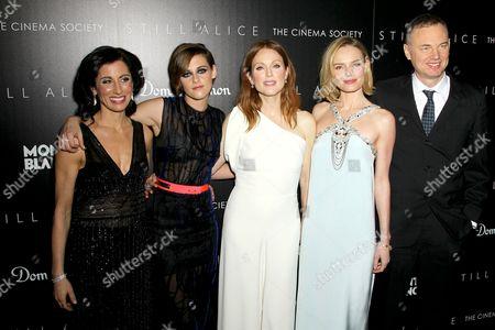 Lisa Genova (Author), Kristen Stewart, Julianne Moore, Kate Bosworth, Wash Westmoreland