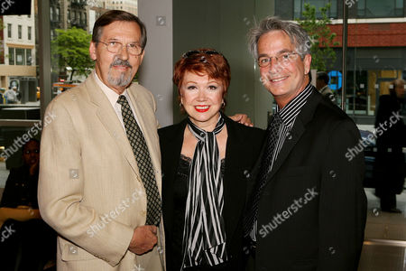Robin Wagner, Donna McKechnie and Thommie Walsh