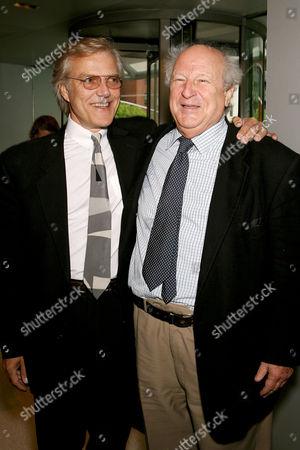 Peter Martins and Bobby Zarem