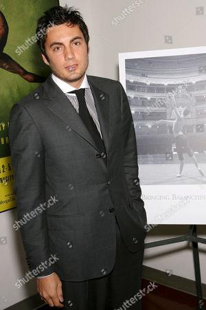 Editorial picture of 'BRINGING BALANCHINE BACK' FILM GALA SCREENING, NEW YORK, AMERICA - 08 MAY 2006
